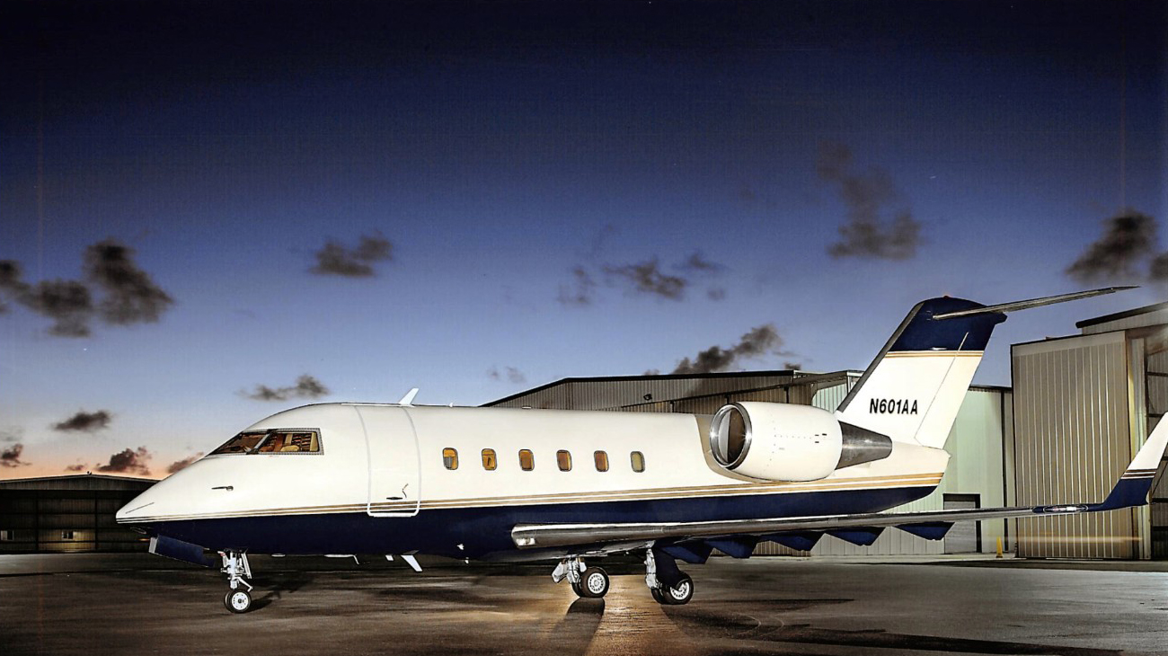 1986 Challenger 601-1A Image